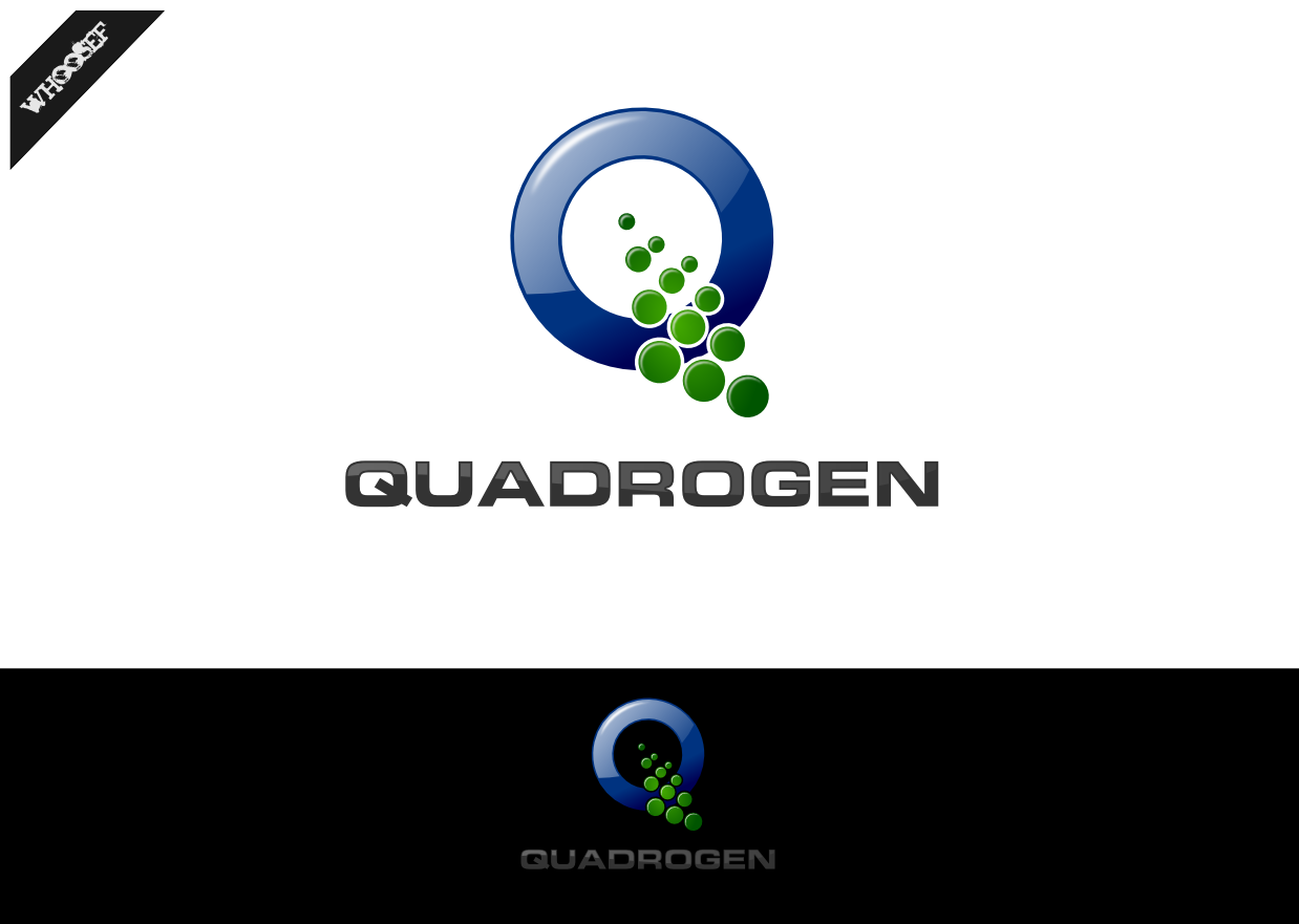 Logo Design by whoosef - Entry No. 84 in the Logo Design Contest New Logo Design for Quadrogen Power Systems, Inc.