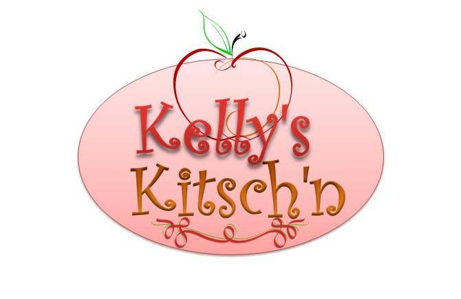 Logo Design by Mercedita Gerna-Castro - Entry No. 17 in the Logo Design Contest Unique Logo Design Wanted for Kelly's Kitsch'n.