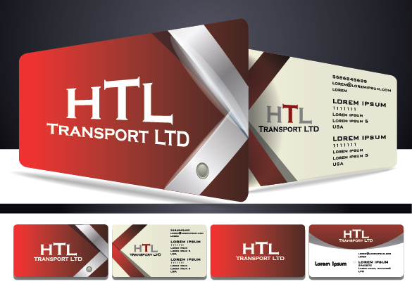 Business Card Design by Private User - Entry No. 52 in the Business Card Design Contest Fun Business Card Design for HTL Transport LTD.
