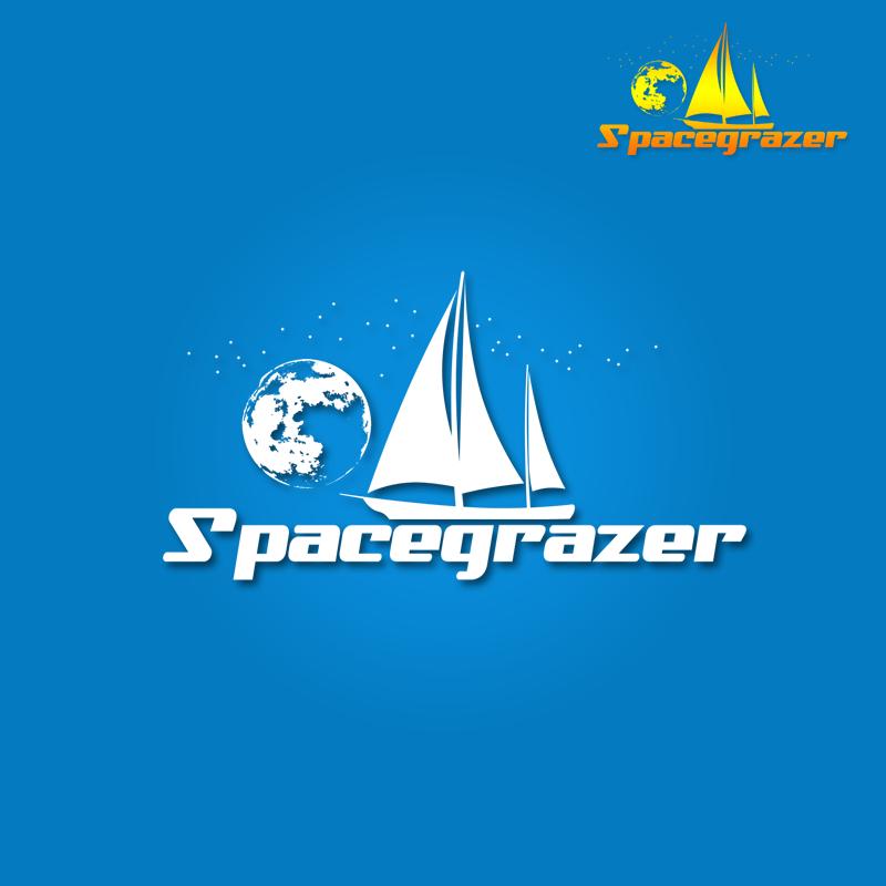 Logo Design by Private User - Entry No. 7 in the Logo Design Contest Fun Logo Design for Spacegrazer.