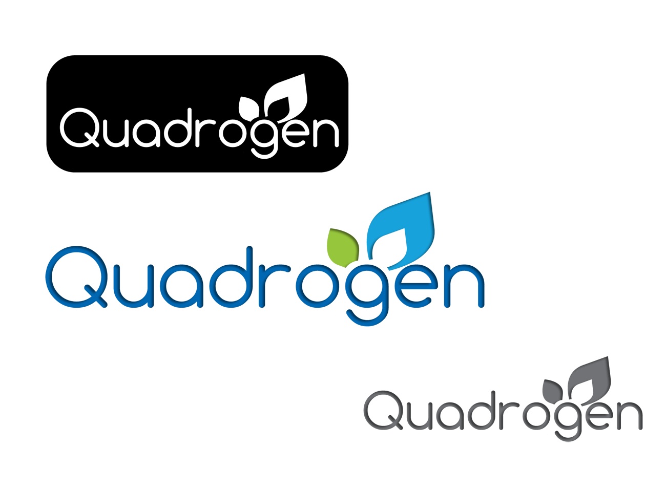 Logo Design by 354studio - Entry No. 96 in the Logo Design Contest New Logo Design for Quadrogen Power Systems, Inc.