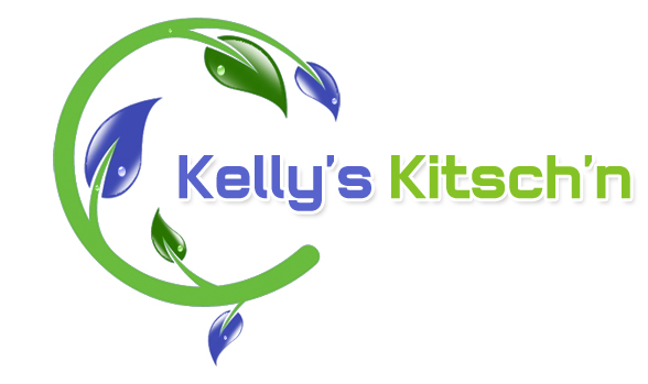 Logo Design by Crystal Desizns - Entry No. 18 in the Logo Design Contest Unique Logo Design Wanted for Kelly's Kitsch'n.