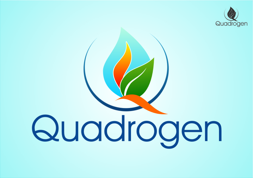 Logo Design by RasYa Muhammad Athaya - Entry No. 98 in the Logo Design Contest New Logo Design for Quadrogen Power Systems, Inc.