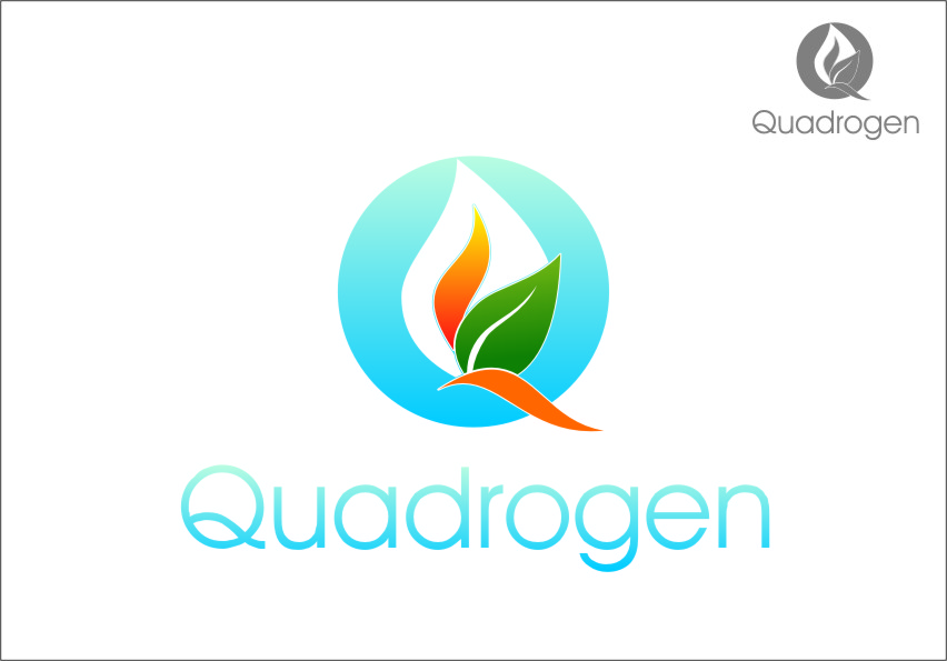 Logo Design by RasYa Muhammad Athaya - Entry No. 99 in the Logo Design Contest New Logo Design for Quadrogen Power Systems, Inc.