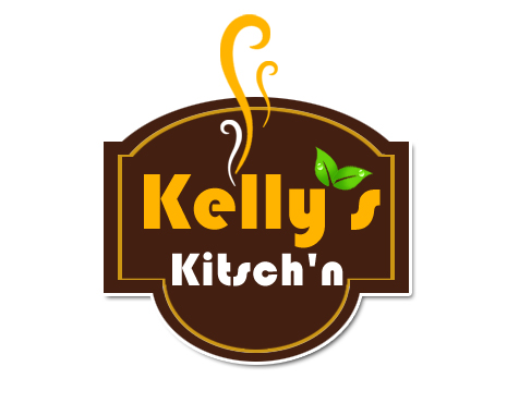 Logo Design by Crystal Desizns - Entry No. 22 in the Logo Design Contest Unique Logo Design Wanted for Kelly's Kitsch'n.