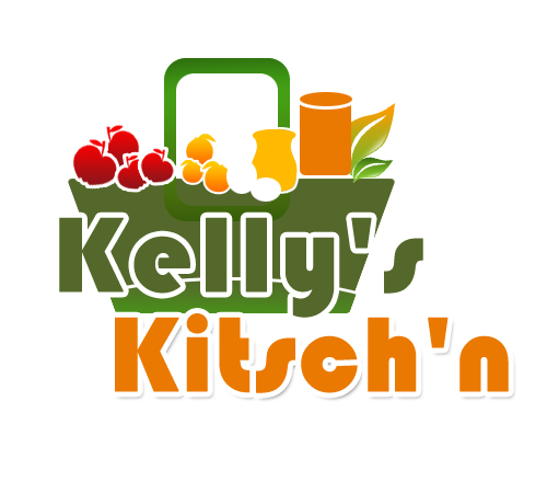 Logo Design by Crystal Desizns - Entry No. 25 in the Logo Design Contest Unique Logo Design Wanted for Kelly's Kitsch'n.