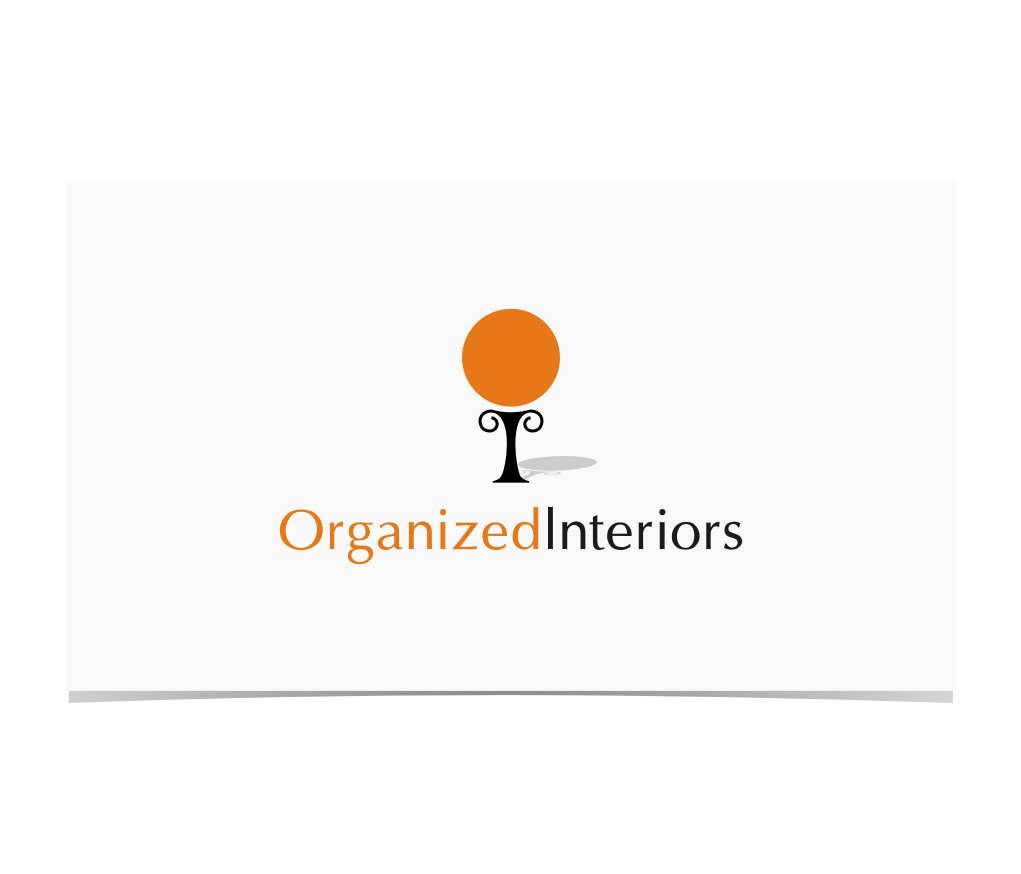 Logo Design by Muhammad Nasrul chasib - Entry No. 30 in the Logo Design Contest Imaginative Logo Design for Organized Interiors.