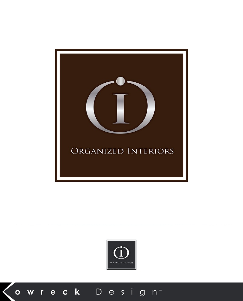 Logo Design by kowreck - Entry No. 31 in the Logo Design Contest Imaginative Logo Design for Organized Interiors.