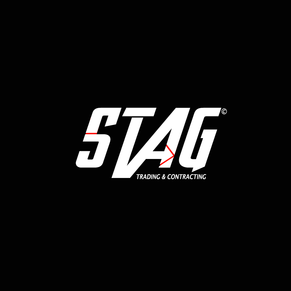Logo Design by moonflower - Entry No. 179 in the Logo Design Contest Captivating Logo Design for STAG Trading & Contracting.