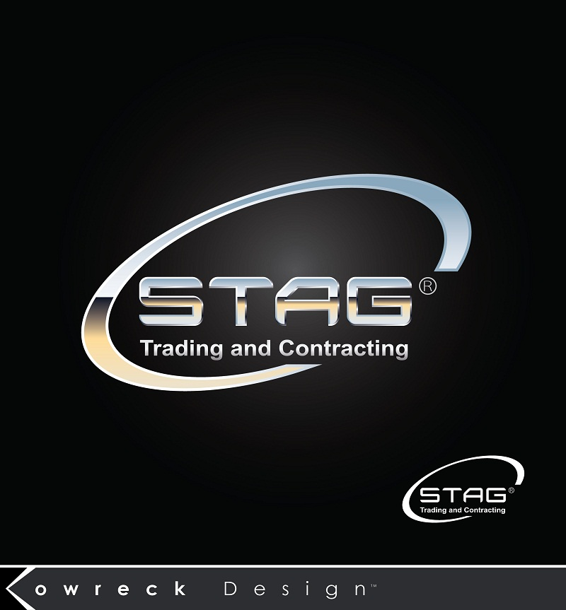 Logo Design by kowreck - Entry No. 180 in the Logo Design Contest Captivating Logo Design for STAG Trading & Contracting.