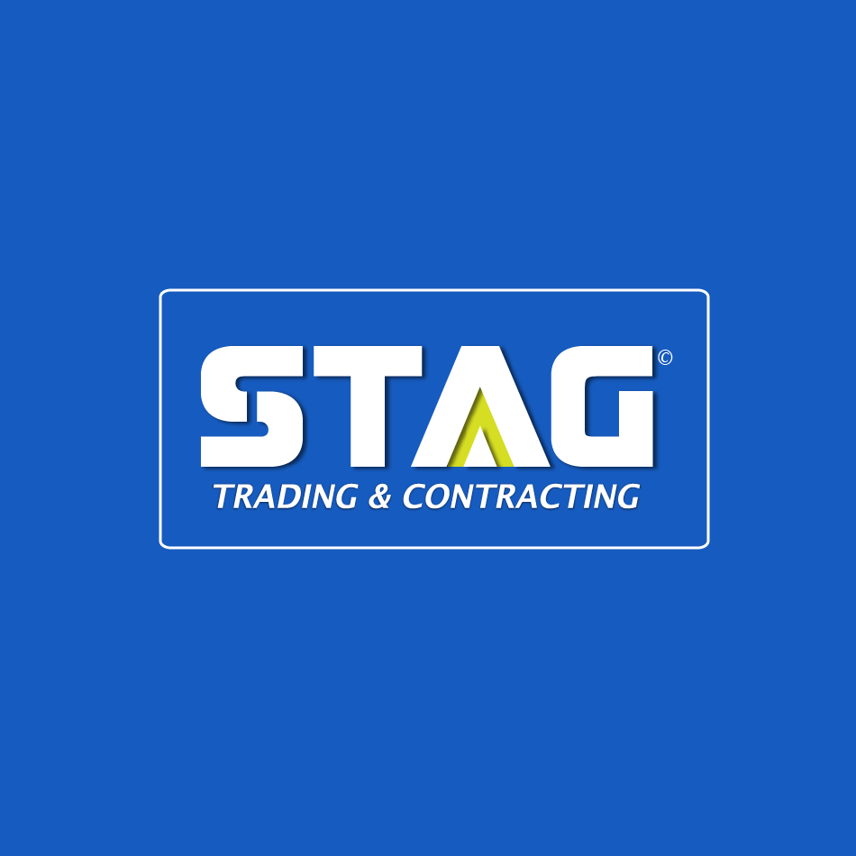 Logo Design by moonflower - Entry No. 181 in the Logo Design Contest Captivating Logo Design for STAG Trading & Contracting.