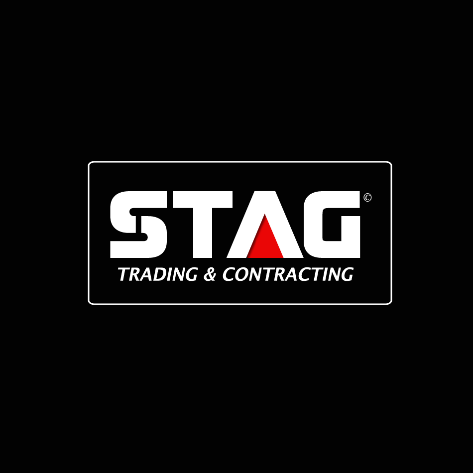 Logo Design by moonflower - Entry No. 182 in the Logo Design Contest Captivating Logo Design for STAG Trading & Contracting.