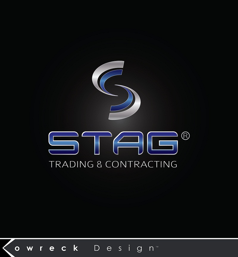Logo Design by kowreck - Entry No. 184 in the Logo Design Contest Captivating Logo Design for STAG Trading & Contracting.