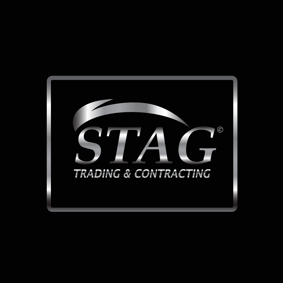 Logo Design by moonflower - Entry No. 188 in the Logo Design Contest Captivating Logo Design for STAG Trading & Contracting.