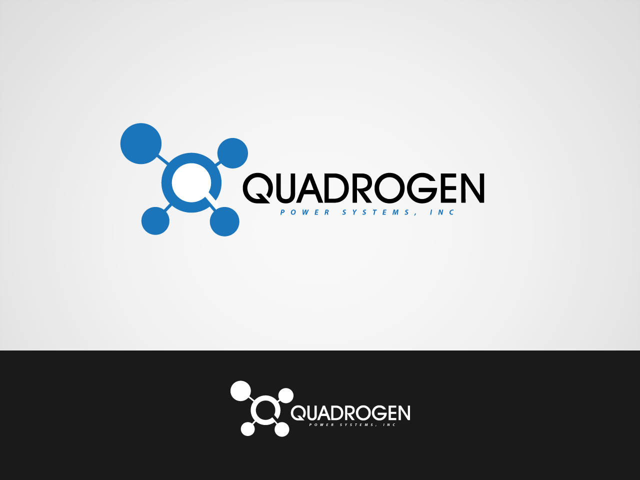 Logo Design by jpbituin - Entry No. 112 in the Logo Design Contest New Logo Design for Quadrogen Power Systems, Inc.