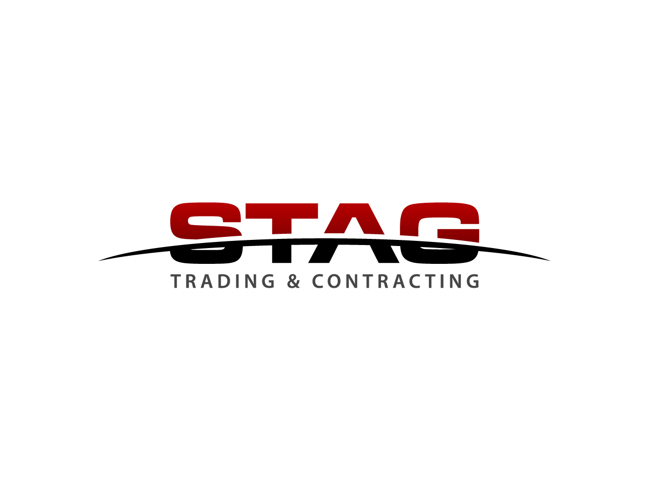 Logo Design by jpbituin - Entry No. 190 in the Logo Design Contest Captivating Logo Design for STAG Trading & Contracting.