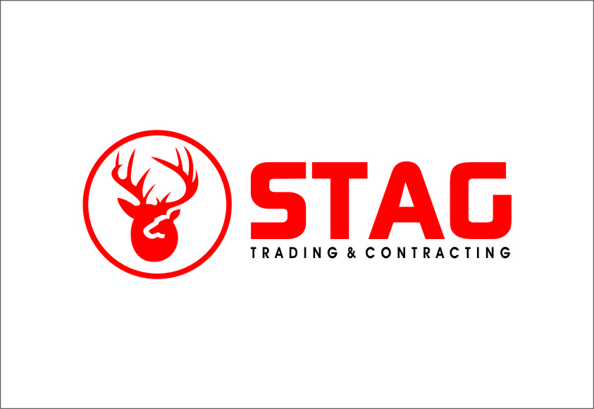 Logo Design by RasYa Muhammad Athaya - Entry No. 193 in the Logo Design Contest Captivating Logo Design for STAG Trading & Contracting.