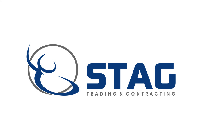 Logo Design by Ngepet_art - Entry No. 194 in the Logo Design Contest Captivating Logo Design for STAG Trading & Contracting.