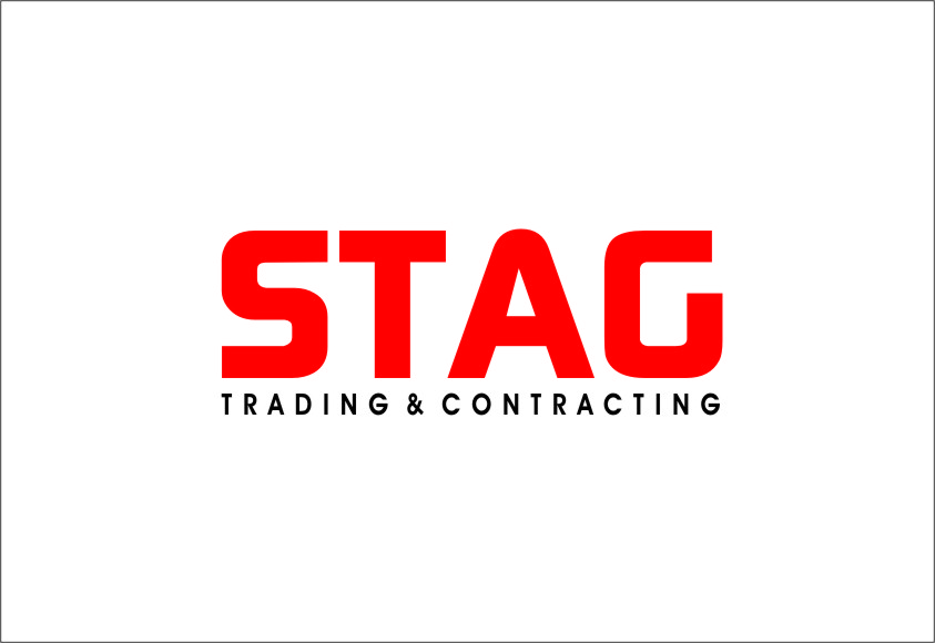 Logo Design by Ngepet_art - Entry No. 195 in the Logo Design Contest Captivating Logo Design for STAG Trading & Contracting.