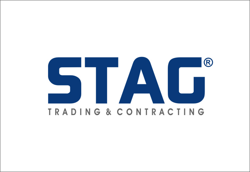 Logo Design by RasYa Muhammad Athaya - Entry No. 196 in the Logo Design Contest Captivating Logo Design for STAG Trading & Contracting.