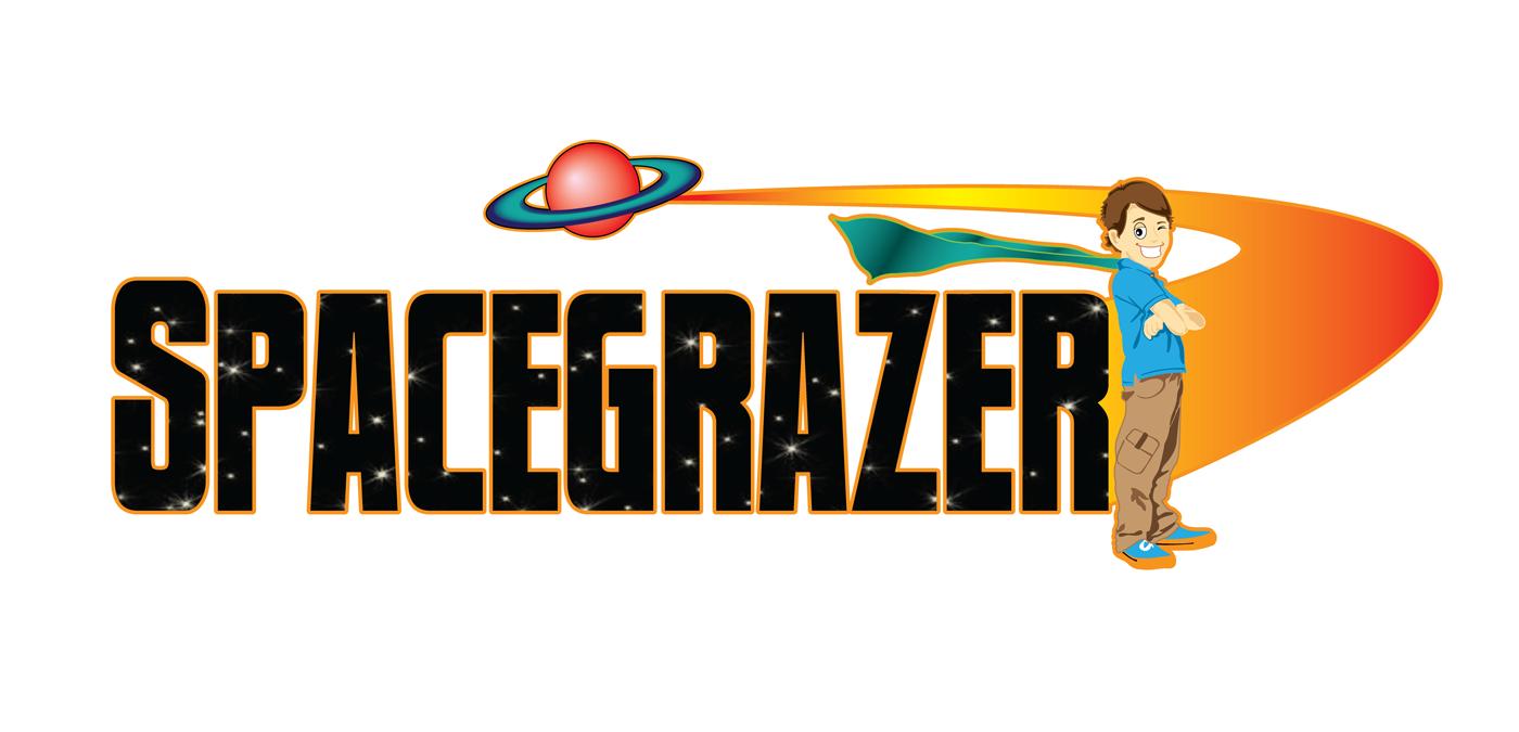 Logo Design by robken0174 - Entry No. 14 in the Logo Design Contest Fun Logo Design for Spacegrazer.