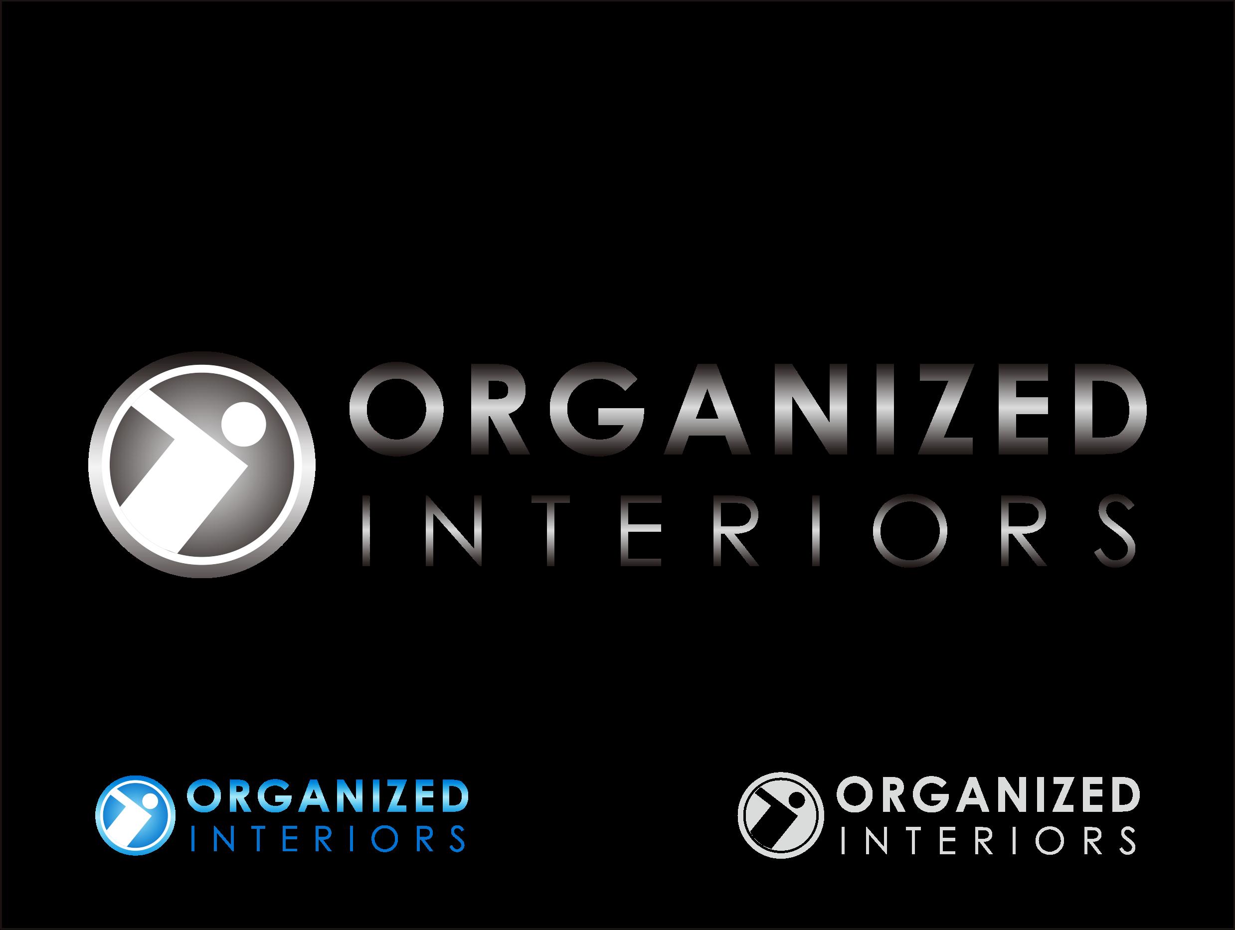 Logo Design by Armada Jamaluddin - Entry No. 47 in the Logo Design Contest Imaginative Logo Design for Organized Interiors.