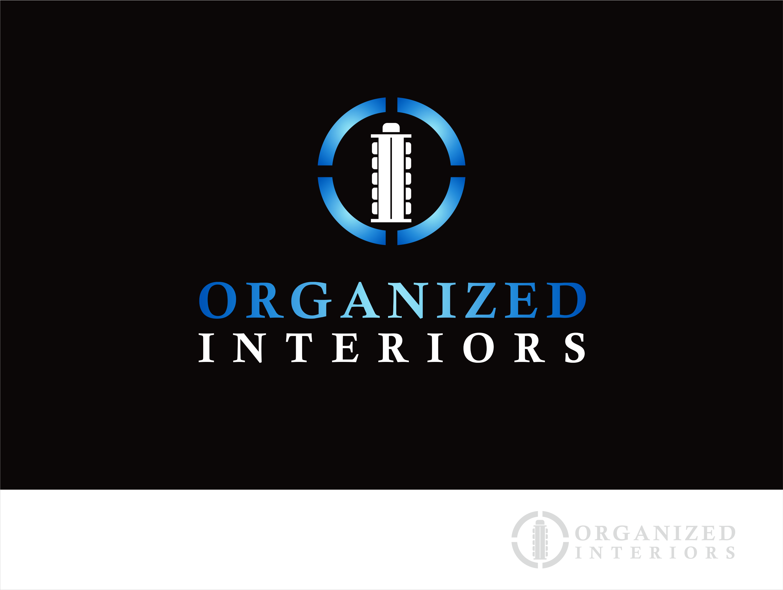 Logo Design by Armada Jamaluddin - Entry No. 49 in the Logo Design Contest Imaginative Logo Design for Organized Interiors.