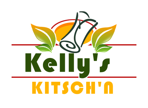 Logo Design by Crystal Desizns - Entry No. 33 in the Logo Design Contest Unique Logo Design Wanted for Kelly's Kitsch'n.