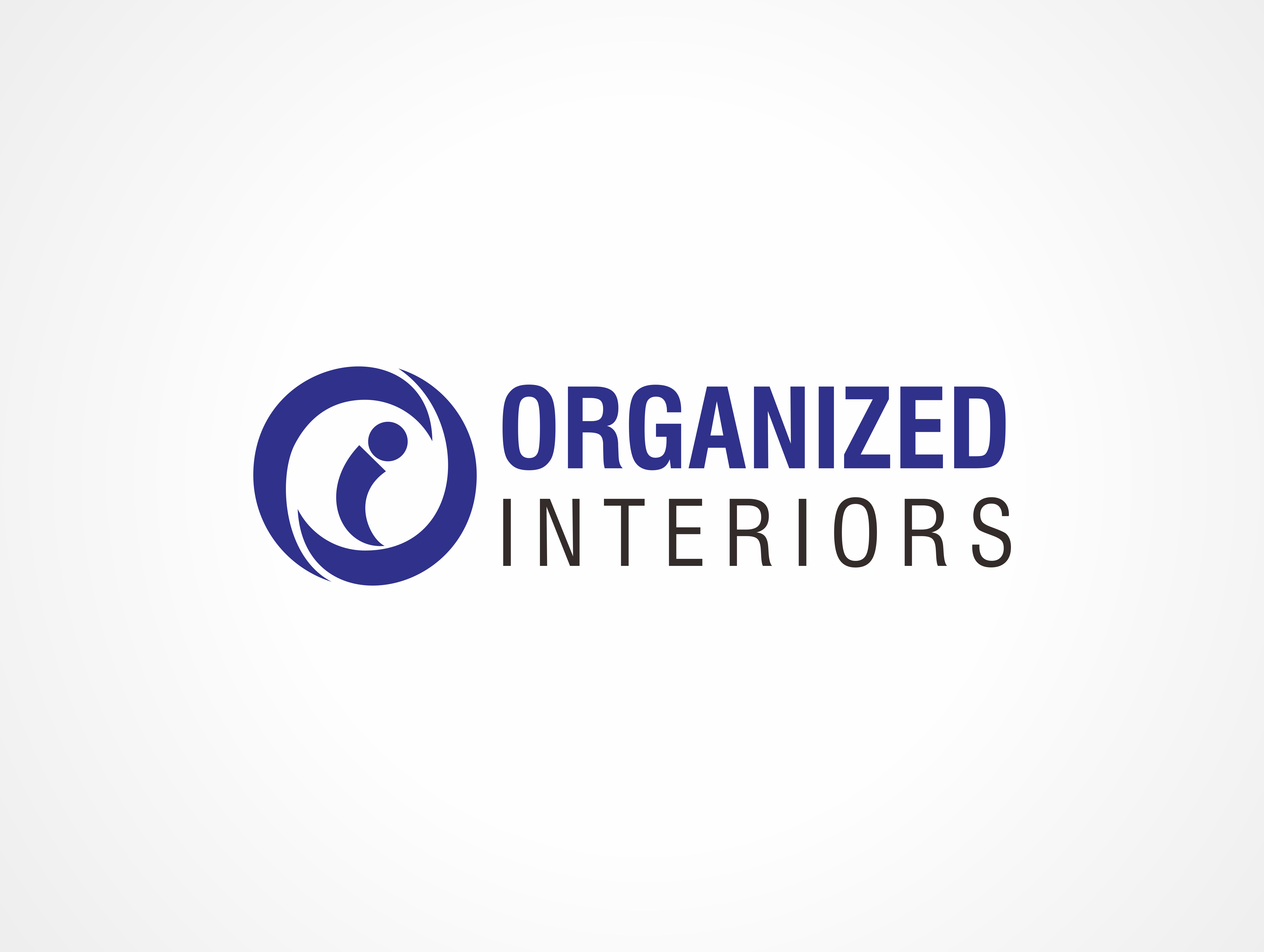Logo Design by Armada Jamaluddin - Entry No. 53 in the Logo Design Contest Imaginative Logo Design for Organized Interiors.