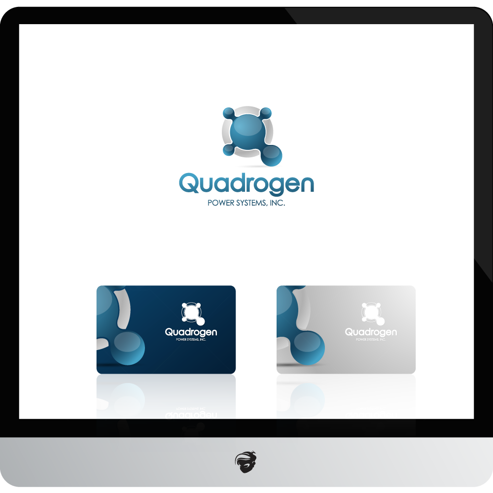 Logo Design by zesthar - Entry No. 117 in the Logo Design Contest New Logo Design for Quadrogen Power Systems, Inc.