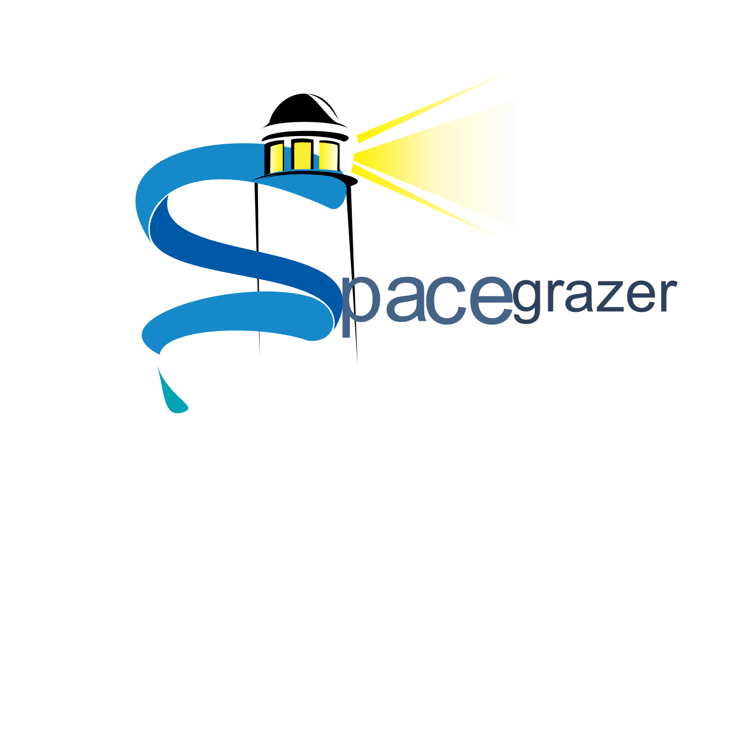 Logo Design by Melanie Fitzpatrick - Entry No. 17 in the Logo Design Contest Fun Logo Design for Spacegrazer.
