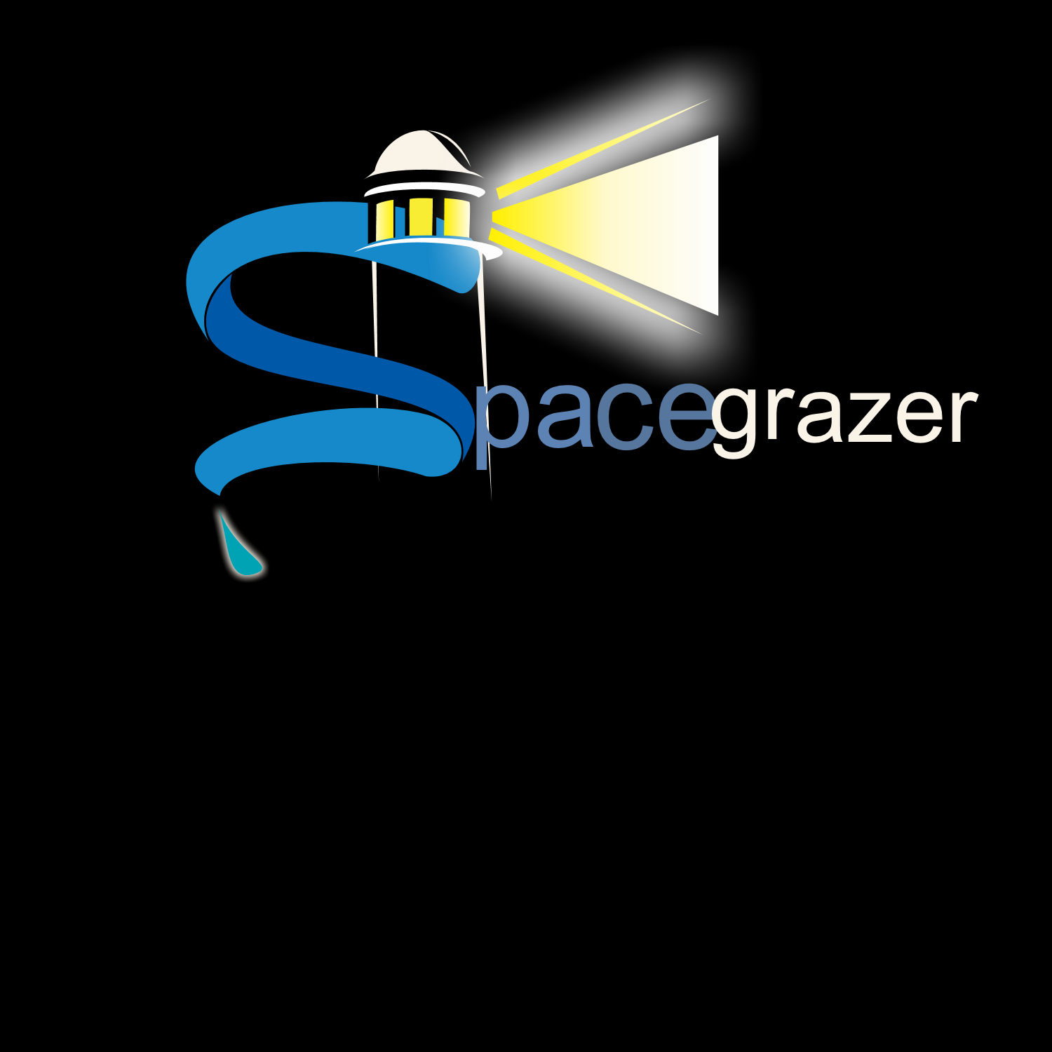Logo Design by Melanie Fitzpatrick - Entry No. 18 in the Logo Design Contest Fun Logo Design for Spacegrazer.