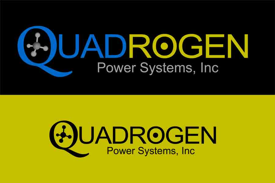 Logo Design by Private User - Entry No. 118 in the Logo Design Contest New Logo Design for Quadrogen Power Systems, Inc.