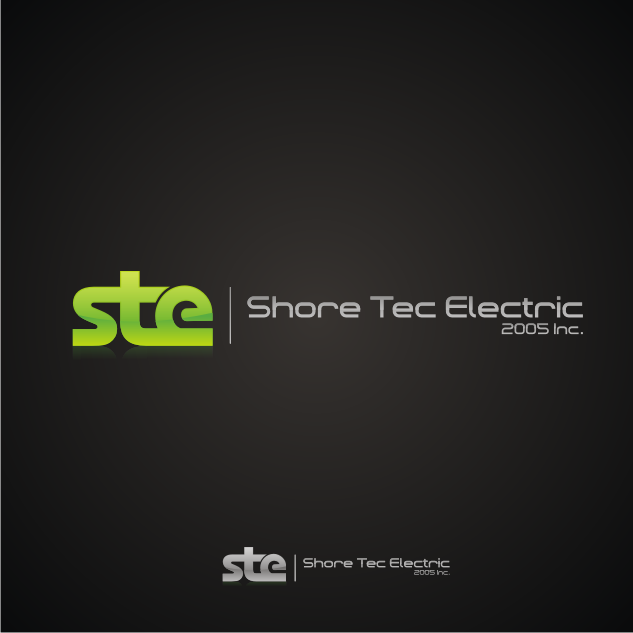Logo Design by key - Entry No. 193 in the Logo Design Contest Shore Tec Electric 2005 Inc.
