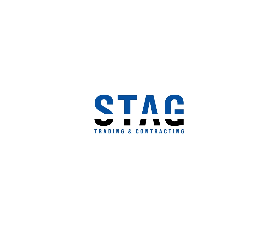 Logo Design by haidu - Entry No. 232 in the Logo Design Contest Captivating Logo Design for STAG Trading & Contracting.