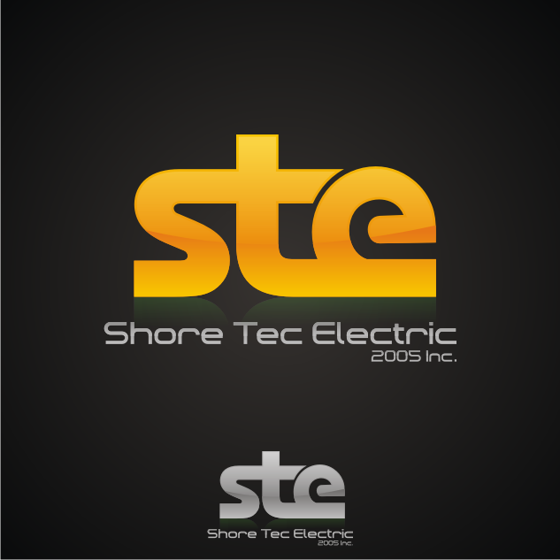 Logo Design by key - Entry No. 194 in the Logo Design Contest Shore Tec Electric 2005 Inc.
