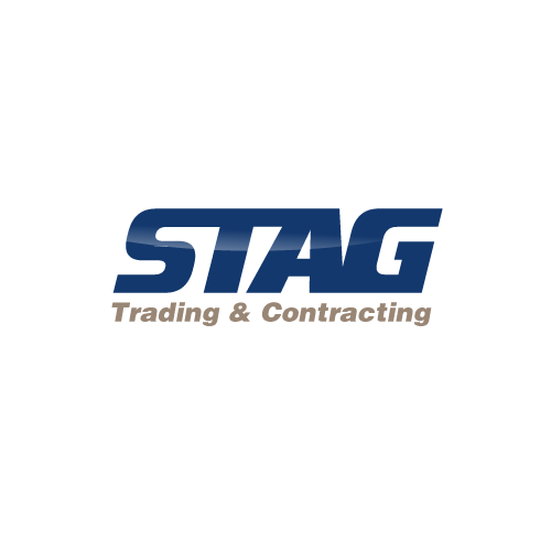 Logo Design by Rudy - Entry No. 240 in the Logo Design Contest Captivating Logo Design for STAG Trading & Contracting.