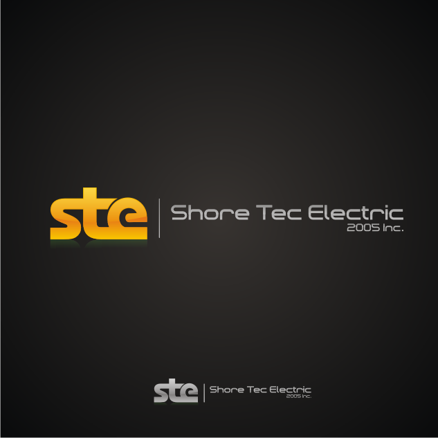 Logo Design by key - Entry No. 195 in the Logo Design Contest Shore Tec Electric 2005 Inc.