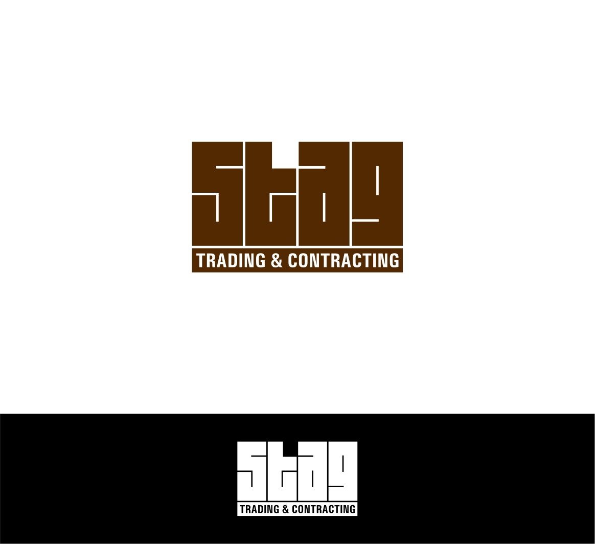 Logo Design by haidu - Entry No. 243 in the Logo Design Contest Captivating Logo Design for STAG Trading & Contracting.