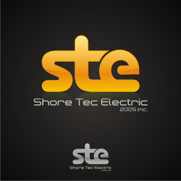 Logo Design by key - Entry No. 196 in the Logo Design Contest Shore Tec Electric 2005 Inc.