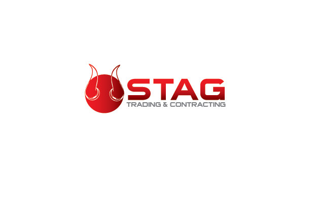Logo Design by Private User - Entry No. 246 in the Logo Design Contest Captivating Logo Design for STAG Trading & Contracting.