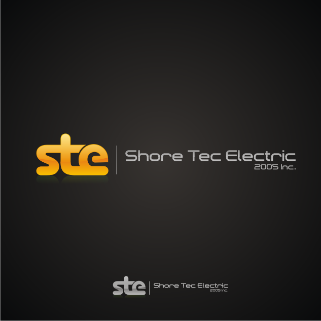 Logo Design by key - Entry No. 197 in the Logo Design Contest Shore Tec Electric 2005 Inc.