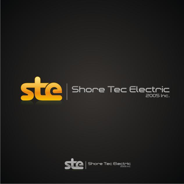 Logo Design by key - Entry No. 197 in the Logo Design Contest Shore Tec Electric 2005 Inc.