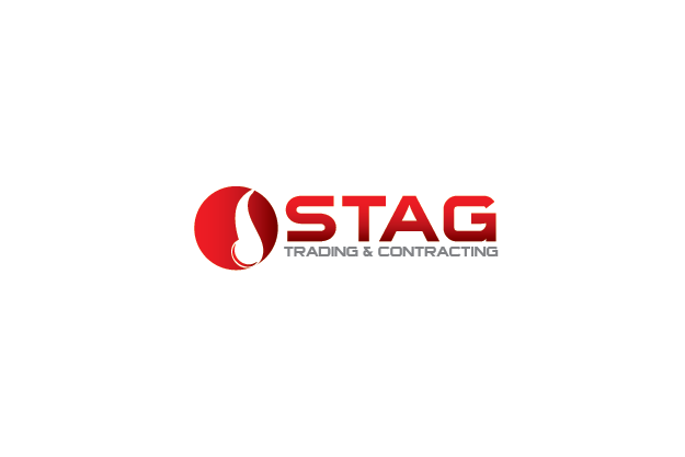 Logo Design by Private User - Entry No. 249 in the Logo Design Contest Captivating Logo Design for STAG Trading & Contracting.