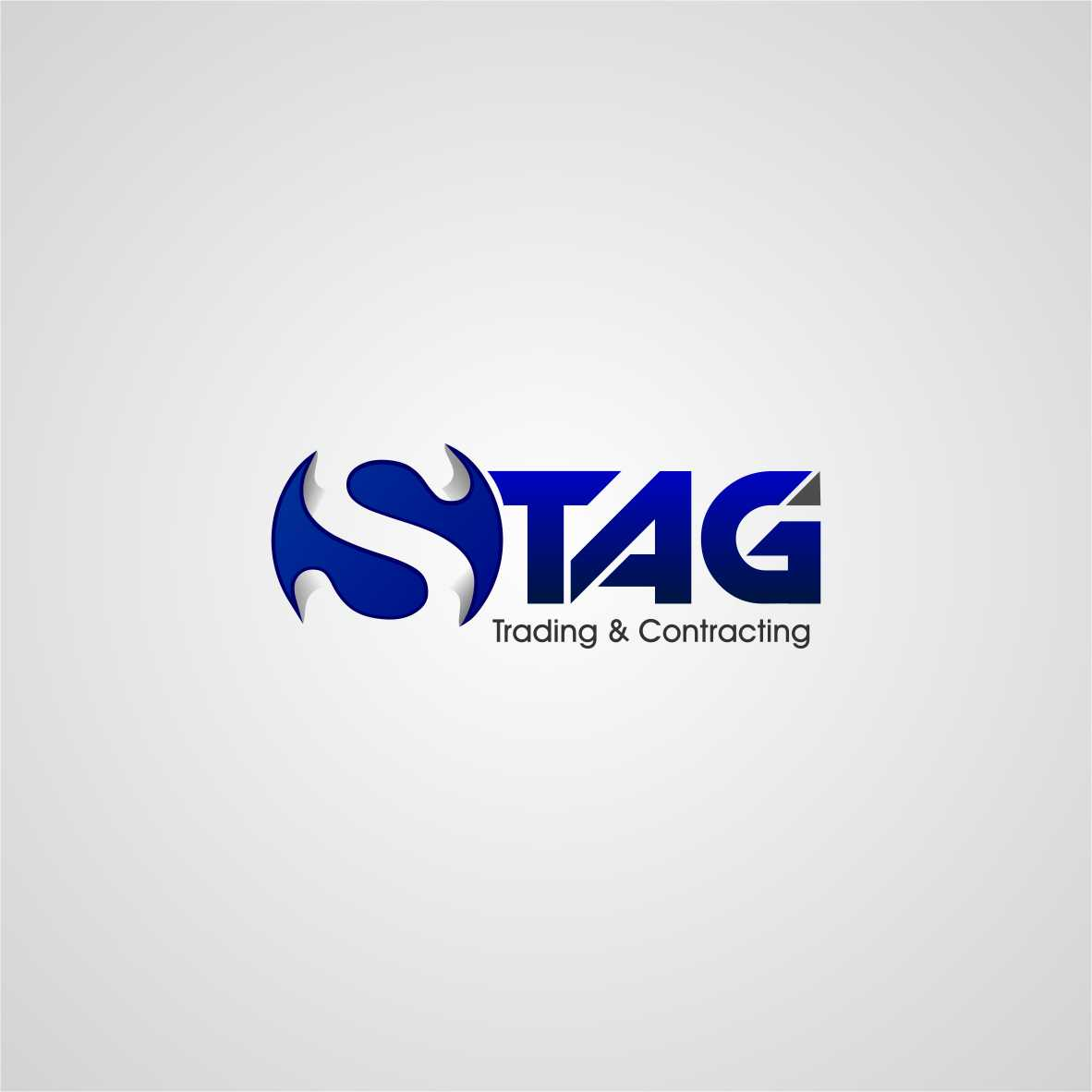 Logo Design by arteo_design - Entry No. 251 in the Logo Design Contest Captivating Logo Design for STAG Trading & Contracting.