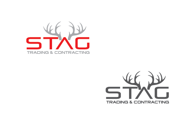 Logo Design by Private User - Entry No. 252 in the Logo Design Contest Captivating Logo Design for STAG Trading & Contracting.