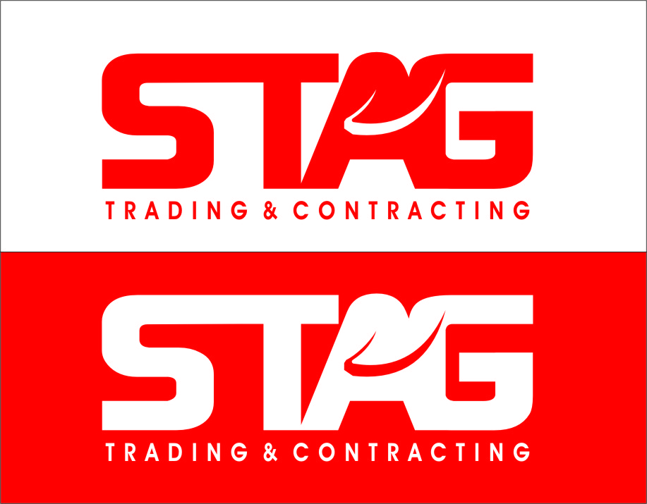 Logo Design by Ngepet_art - Entry No. 258 in the Logo Design Contest Captivating Logo Design for STAG Trading & Contracting.