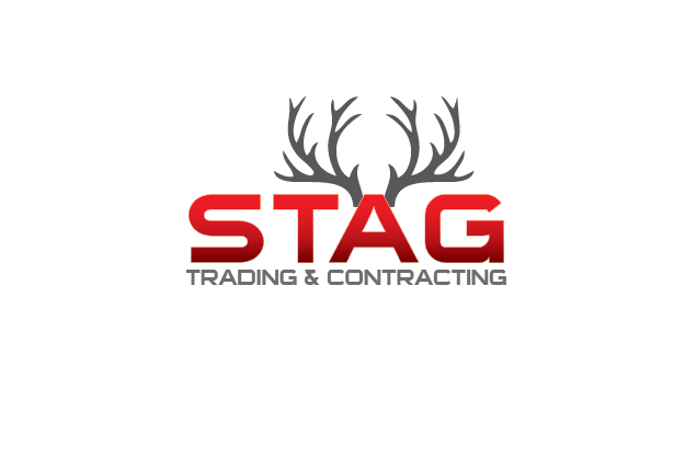 Logo Design by Private User - Entry No. 261 in the Logo Design Contest Captivating Logo Design for STAG Trading & Contracting.