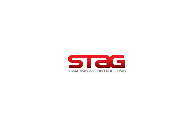 Logo Design by Private User - Entry No. 262 in the Logo Design Contest Captivating Logo Design for STAG Trading & Contracting.