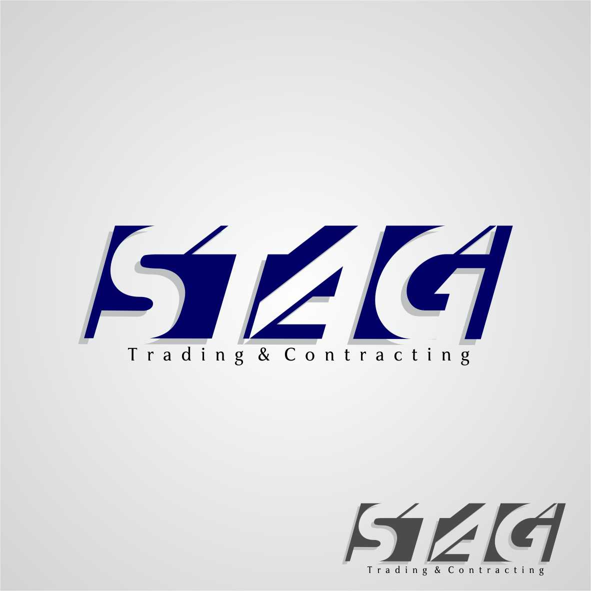 Logo Design by arteo_design - Entry No. 263 in the Logo Design Contest Captivating Logo Design for STAG Trading & Contracting.